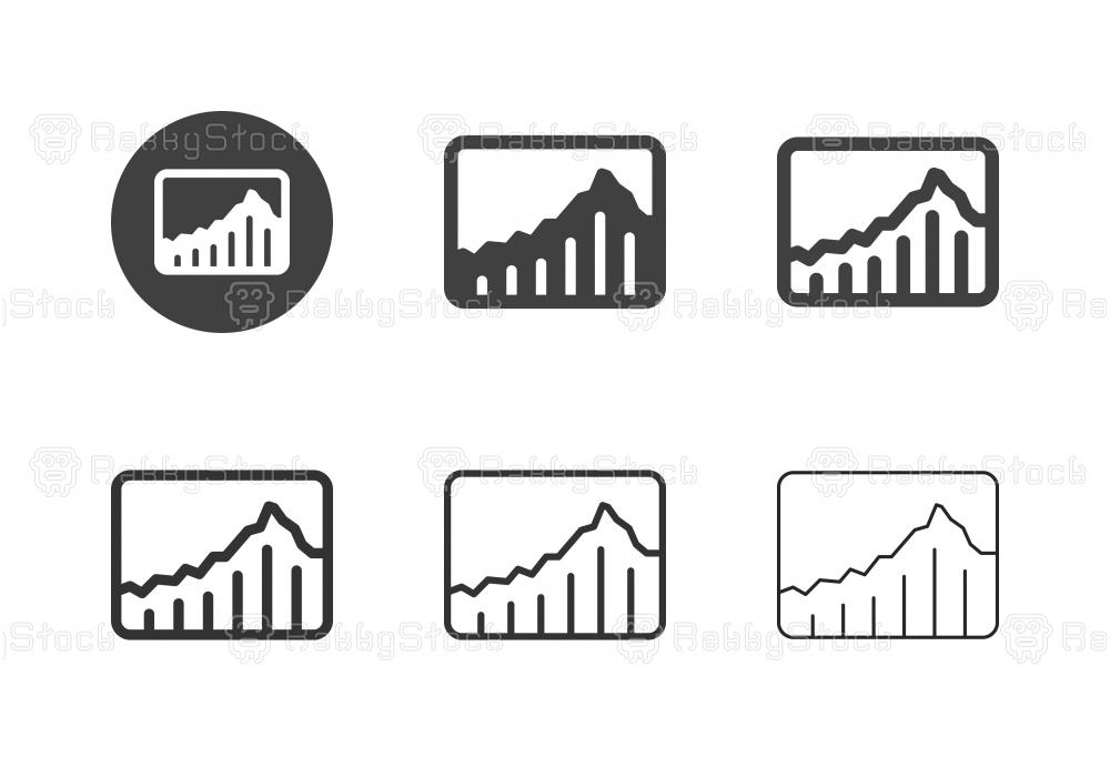 Elevation Level Icons - Multi Series