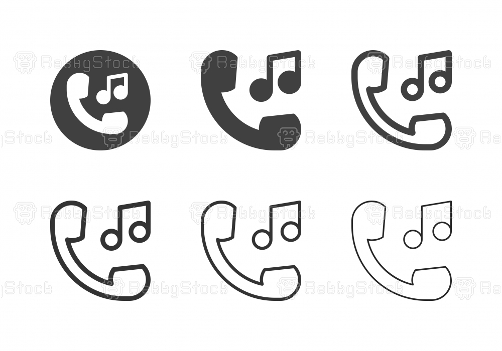 Calling Melody Icons - Multi Series