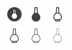Nail Polish Icons - Multi Series