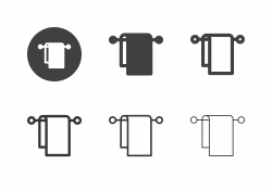 Towel Icons - Multi Series