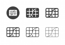 S-Curve Icons - Multi Series