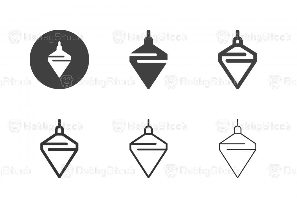 Plumb Bob Icons - Multi Series