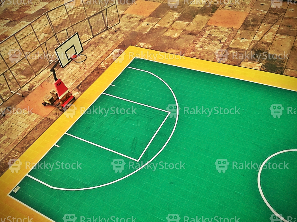 Basketball Outdoor Court