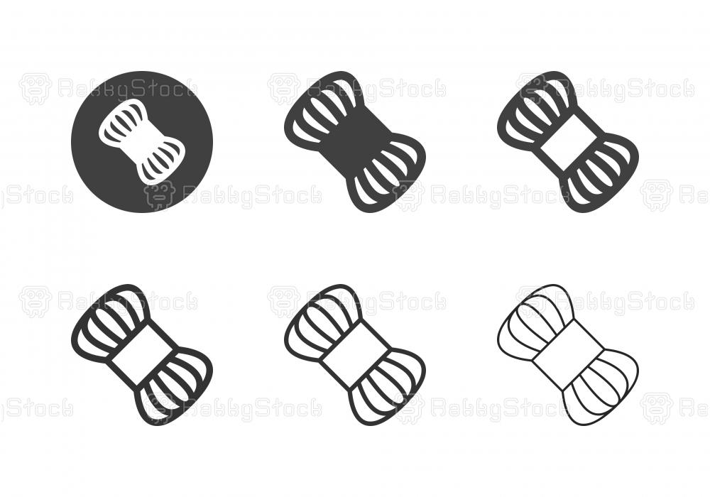 Yarn Icons - Multi Series