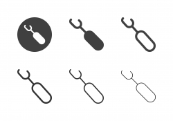 Seam Ripper Icons - Multi Series