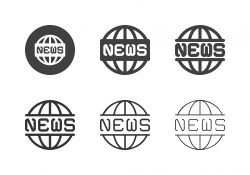 News World Icons - Multi Series