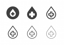 Blood Icons - Multi Series