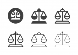 Weight Scale Icons - Multi Series