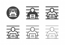 Suspect Icons - Multi Series