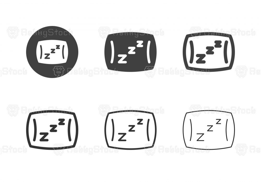 Pillow Icons - Multi Series