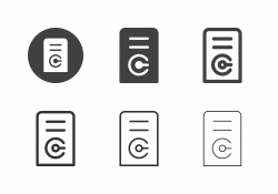 Computer Case Icons - Multi Series