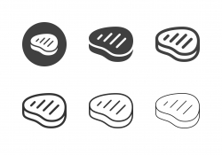 Steak Icons - Multi Series