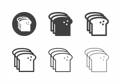 Sliced Bread Icons - Multi Series