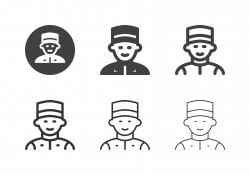 Bellboy Icons - Multi Series