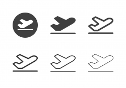 Takeoff Icons - Multi Series