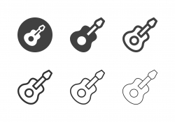 Guitar Classic Icons - Multi Series