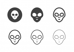 Alien Icons - Multi Series