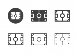 Playground Icons - Multi Series