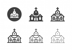 Church Icons - Multi Series