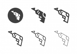 Fishing Harpoon Icons - Multi Series