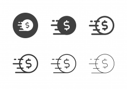 Quick Loan Icons - Multi Series