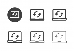 Reloading Icons - Multi Series
