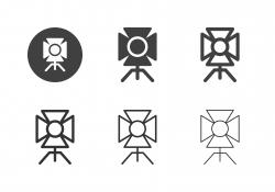 Studio Light Icons - Multi Series