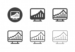 Graph Monitoring Icons - Multi Series
