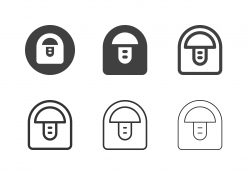 Rice Cooker Icons - Multi Series