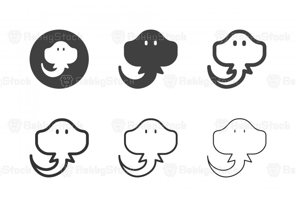 Stingray Icons - Multi Series