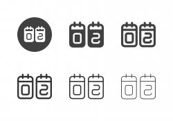 Scoreboard Icons - Multi Series