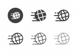Fast Global Icons - Multi Series