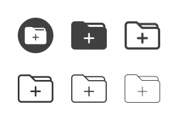 New Folder Icons - Multi Series