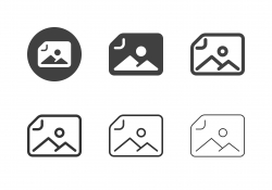 Image File Icons - Multi Series