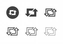 Loop Icons - Multi Series