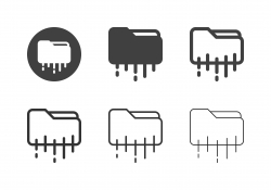 Express Folder Icons - Multi Series