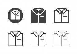 Shirt Icons - Multi Series