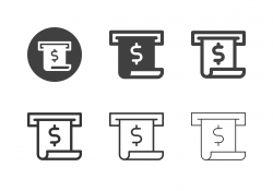 ATM Icons - Multi Series
