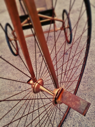 Vintage Wheel Bicycle