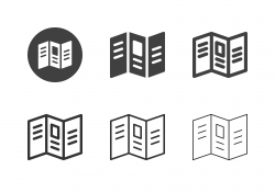 Leaflet Icons - Multi Series