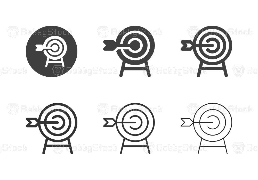 Archery Icons - Multi Series