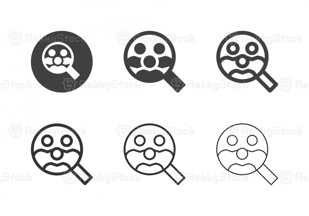 Finding Staff Icons - Multi Series