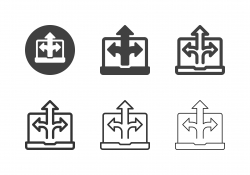 Digital Solution Icons - Multi Series