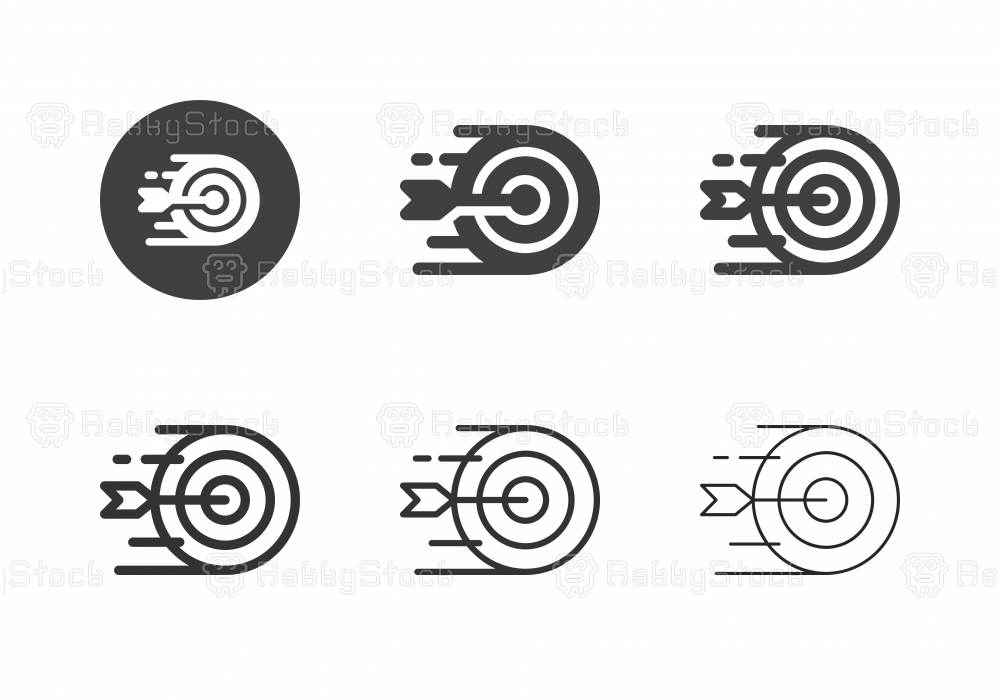 Fast Target Icons - Multi Series