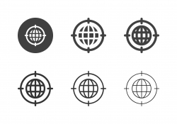Global Target Icons - Multi Series