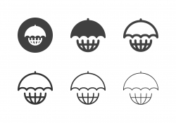 International Insurance Icons - Multi Series