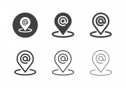 Email Tracking Icons - Multi Series