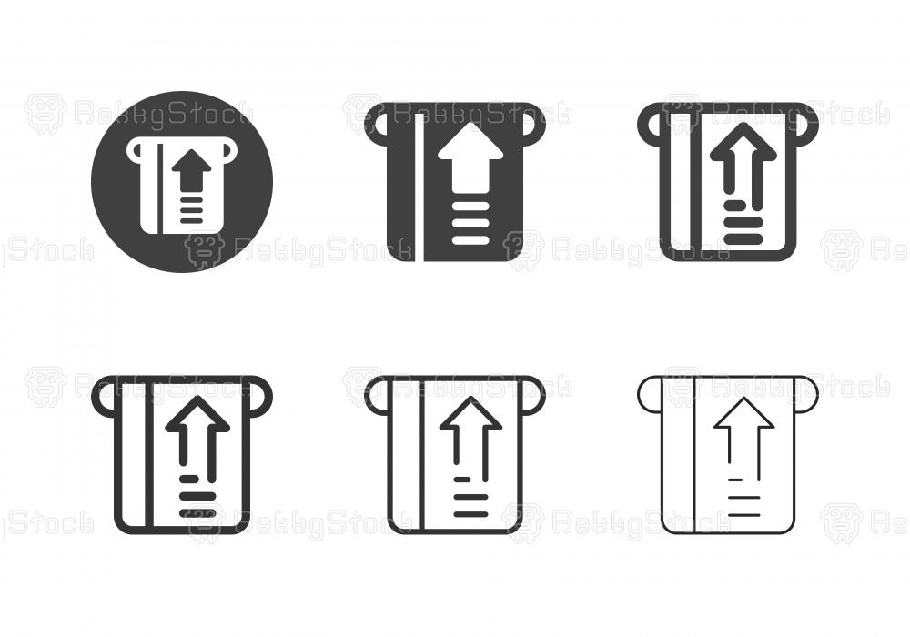 Insert Card Icons - Multi Series