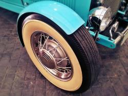 Classic Wheel Car