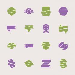 Label Icons Set 3 - Color Series | EPS10